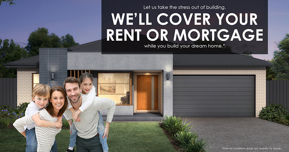 Kingsbridge Homes will cover your mortgage